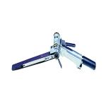 WiederKraft-GATX GP-0468S: Ленточный пневматический напильник с глушителем