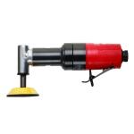 WiederKraft-GATX GP-0487SW: Пневматическая ротационная угловая полировальная минимашинка с удлиненным корпусом