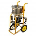 HYVST GP2569 Поршневой окрасочный аппарат с пневмоприводом (GS6918)