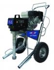 HYVST SPT 7900N Поршневой окрасочный аппарат с бензоприводом