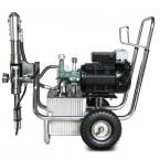 HYVST SPT 8200 E Гидропоршневой окрасочный аппарат с электроприводом