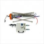 NKP-3 устройство для покраски трубы изнутри