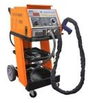 WDK-7000: Многофункциональный споттер и аппарат односторонней точечной сварки на тележке