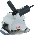 Матирующая машинка с пылеудалением для работы с абразивными щетками Rupes SR 100 AEN