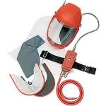 Малярная маска Devilbiss MPV-623 с принудительной подачей воздуха