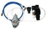 Малярная полумаска с активной вентиляцией Walcom 50400