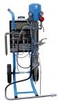Система дозирования многокомпонентных материалов с механическим управлением PU 2160 F