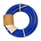 Шланг высокого давления для краски 15 м. синий