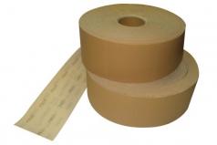 Soft Flex Pad: шлифовальный материал GOLD на поролоновой основе в перфорированных рулонах 114мм х 25м