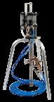 BINKS MX LITE 4/32 32:1 Окрасочный аппарат комбинированного распыления с керамическим поршнем