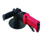 WiederKraft-GATX GP-0412М: Пневматическая ротационная угловая двуручная зачистная машинка