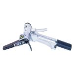 WiederKraft-GATX GP-0461S: Ленточный пневматический напильник с глушителем