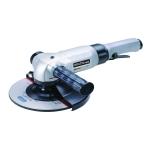 WiederKraft-GATX GP-0556В: Пневматическая угловая ротационная отрезная/зачистная машинка