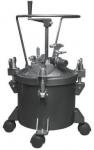 GP-2621T - Красконагнетательный бак на 10 литров