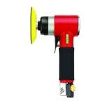 WiederKraft-GATX GP–0454: Пневматическая угловая ротационная полировальная минимашинка с прямой передачей