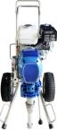 HYVST SPT 7900 Поршневой окрасочный аппарат с бензоприводом