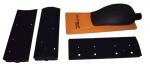 WDK-1607 - универсальный шлифовальный набор для изогнутых поверхностей