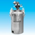Красконагнетательный бак из оцинкованной стали (40 литров)