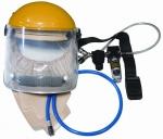 Малярная вентилируемая маска полной защиты Walcom 50400