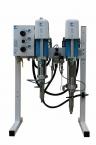 Система дозирования многокомпонентных материалов с электронным управлением PU 3000