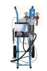 Система дозирования многокомпонентных материалов с механическим управлением PU 2125 F