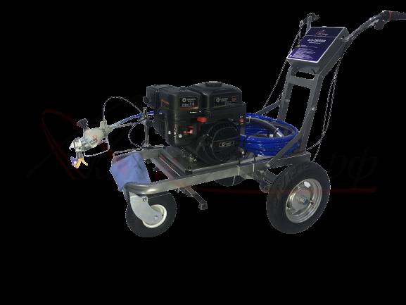 Разметочная машина AvS-2500DR