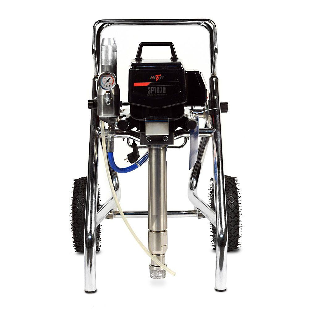 HYVST SPT 670 Поршневой окрасочный аппарат с электроприводом